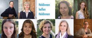 Heldinnen helfen Heldinnen