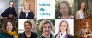 Heldinnen helfen Heldinnen - Unternehmerinnen in Oberhavel