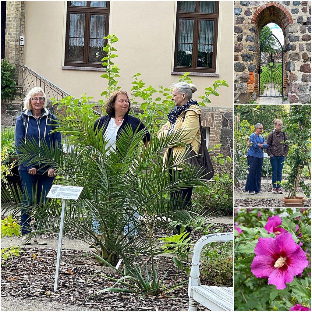 Unternehmerinnen im Klosterstift Lindow